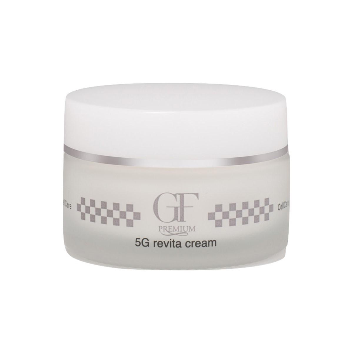 【セルケア化粧品】 GFプレミアム 5Gリバイタクリーム40g